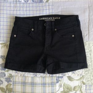 American Eagle next level stretch shorts
